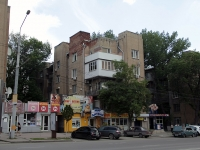 Rostov-on-Don, Budennovsky avenue, house 68. Apartment house