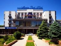 "Rostov-on-Don, hotel ""Маринс Парк Отель Ростов"", Budennovsky avenue, house 59"