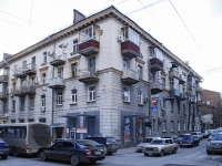 Rostov-on-Don, Ostrovsky alley, house 34. Apartment house