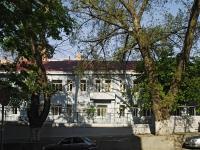 顿河畔罗斯托夫市, 医院 №8, Ostrovsky alley, 房屋 42