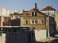 Rostov-on-Don, Ostrovsky alley, house 47. Apartment house