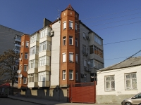 Rostov-on-Don, Ostrovsky alley, house 48. Apartment house