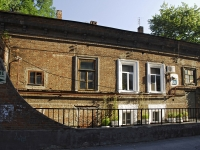 Rostov-on-Don, Ostrovsky alley, house 64. Private house