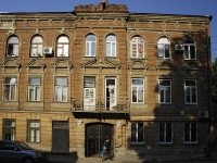 Rostov-on-Don, Ostrovsky alley, house 67. Apartment house