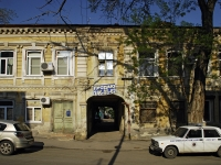 Rostov-on-Don, Ostrovsky alley, house 68. Apartment house