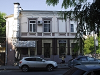 Rostov-on-Don, Ostrovsky alley, house 69. Apartment house