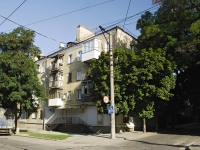 Rostov-on-Don, Ostrovsky alley, house 81А. Apartment house