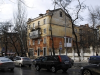 Rostov-on-Don, Ostrovsky alley, house 126. Apartment house