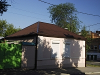 Rostov-on-Don, Ostrovsky alley, house 141. Private house