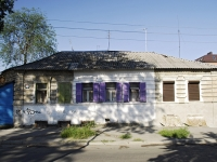 Rostov-on-Don, Ostrovsky alley, house 143. Private house