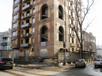 Rostov-on-Don, Pushkinskaya st, house 12. building under construction
