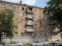 Rostov-on-Don, Pushkinskaya st, house 15. Apartment house