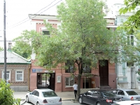Rostov-on-Don, st Pushkinskaya, house 16. research institute