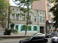 Rostov-on-Don, st Pushkinskaya, house 19. Apartment house