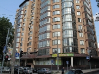 Rostov-on-Don, Pushkinskaya st, house 25. Apartment house