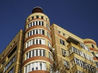 Rostov-on-Don, Pushkinskaya st, house 27. Apartment house