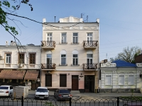 Rostov-on-Don, Pushkinskaya st, house 34. office building