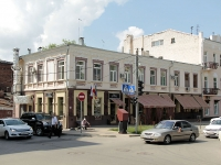Rostov-on-Don, Pushkinskaya st, house 36. Apartment house