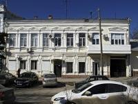Rostov-on-Don, Pushkinskaya st, house 43. Apartment house