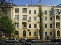Rostov-on-Don, Pushkinskaya st, house 44. Apartment house