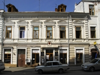 Rostov-on-Don, Pushkinskaya st, house 71. Apartment house