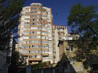 Rostov-on-Don, Pushkinskaya st, house 72А. Apartment house