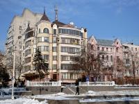 顿河畔罗斯托夫市, Pushkinskaya st, 房屋 73. 公寓楼