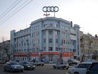 顿河畔罗斯托夫市, Pushkinskaya st, 房屋 102. 公寓楼