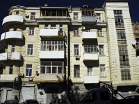 Rostov-on-Don, Pushkinskaya st, house 135. Apartment house