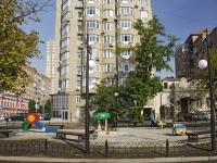 顿河畔罗斯托夫市, Pushkinskaya st, 房屋 1. 公寓楼
