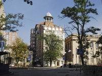 Rostov-on-Don, st Pushkinskaya, house 5/7. Apartment house