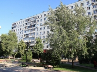 Rostov-on-Don, Pushkinskaya st, house 197. Apartment house