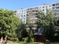 Rostov-on-Don, Pushkinskaya st, house 199. Apartment house