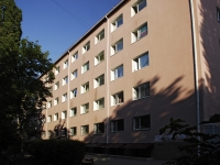 Rostov-on-Don, hostel РостГМУ, Pushkinskaya st, house 212/214