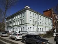 Rostov-on-Don, school Ростовская дорожная техническая школа, Pushkinskaya st, house 229