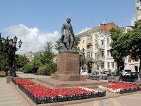 Rostov-on-Don, monument А.С.ПушкинуPushkinskaya st, monument А.С.Пушкину