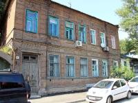 Ростов-на-Дону, улица Обороны, дом 21. многоквартирный дом