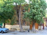 Rostov-on-Don, Oborony st, house 93. Apartment house