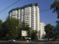 Ростов-на-Дону, улица Красноармейская, дом 13. многоквартирный дом