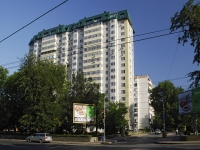 Rostov-on-Don, Krasnoarmeyskaya st, house 13. Apartment house