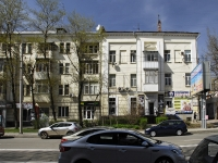 Rostov-on-Don, Krasnoarmeyskaya st, house 103А. Apartment house