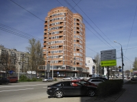 Rostov-on-Don, Krasnoarmeyskaya st, house 141. Apartment house