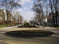 Ростов-на-Дону, сквер имени 1-го Пионерского слетаулица Красноармейская, сквер имени 1-го Пионерского слета