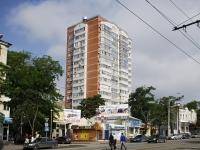 Ростов-на-Дону, улица Лермонтовская, дом 48. многоквартирный дом