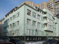 Rostov-on-Don, Lermontovskaya st, house 87. office building