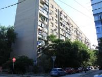 Ростов-на-Дону, улица Лермонтовская, дом 92. многоквартирный дом