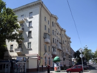 Rostov-on-Don, Lermontovskaya st, house 114. Apartment house