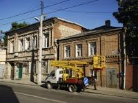 Ростов-на-Дону, улица Московская, дом 16. многоквартирный дом