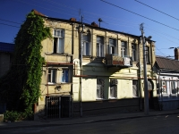 Rostov-on-Don, Moskovskaya st, house 28. Apartment house