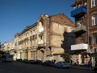 Ростов-на-Дону, улица Московская, дом 72. многоквартирный дом